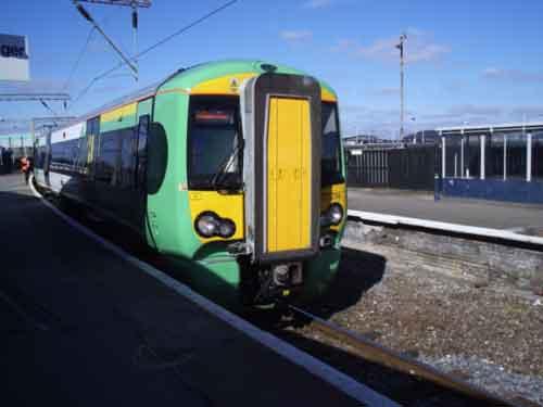 Ts593 Watford Junction Trainspots Mobilever 260