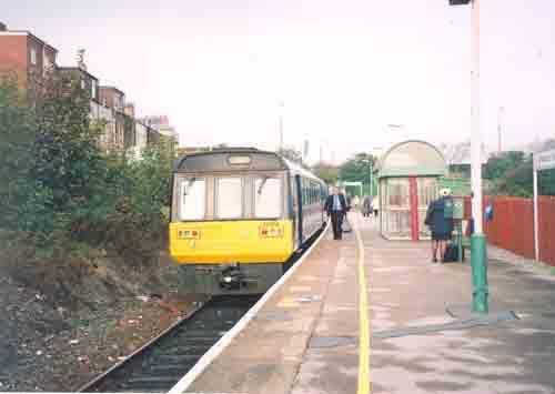 Blackpool South railway station