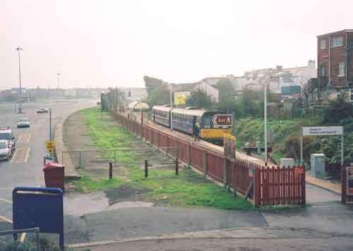 Blackpool South Train Station To Blackpool Pleasure Beach